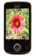 Acer beTouch : Android phone for Rs.6990