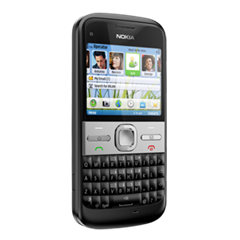 Nokia E5 : Business and pleasure