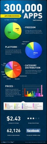 Infographic : Apple's App Store
