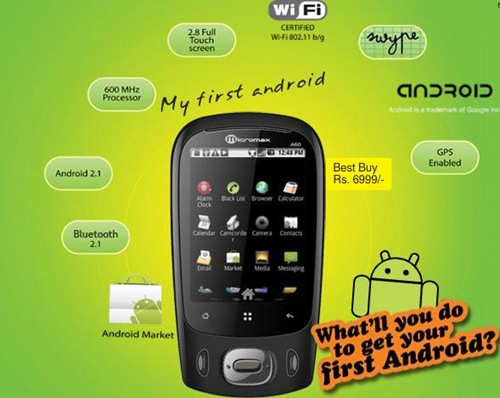 What would you do for your first Android?
