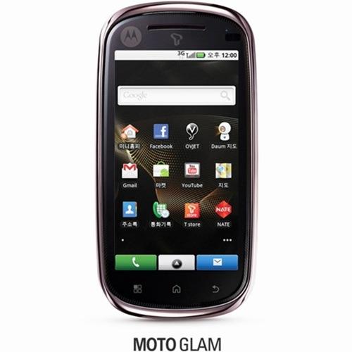 MotorolaGlamXT800AndroidKoreaavailable