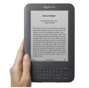 Kindle eBooks outselling paper books on Amazon!