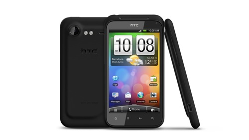 HTC Incredible S : High-end Android phone for Rs. 26905
