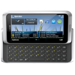 Nokia E7 launched in India. Price : Rs 35000!