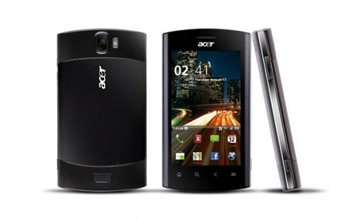 Acer Liquid Metal in India for Rs. 20990