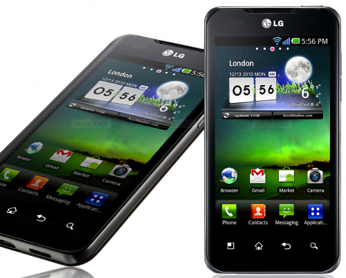 LG Optimus 3D to be launched in India in May?