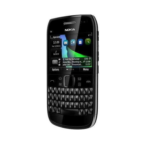 Nokia launches E6 – QWERTY+Touch phone!