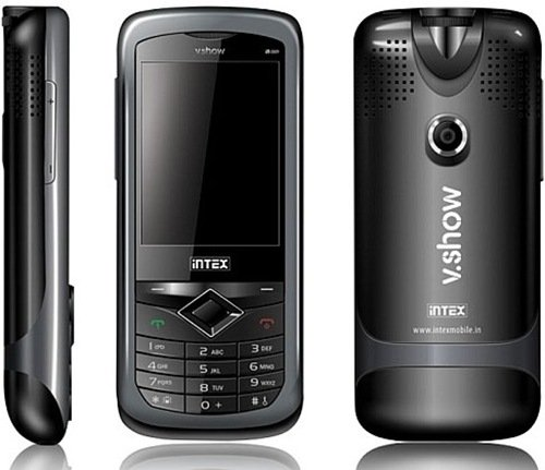 Intex thumb Projector Mobile Phones in India [Comparison]