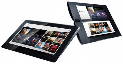 SONY ELECTRONICS TABLET