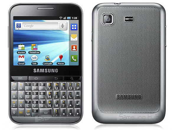 Samsung Galaxy Pro in India for Rs. 12290