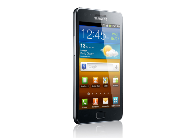 Comparison : Samsung Galaxy S2 vs HTC Sensation vs LG Optimus X2