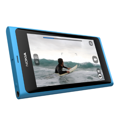 What the hell is Nokia Lankku or N9? A phone, a tablet?