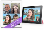Fring for iPad beats Facetime, brings world's first 4-way group video chat