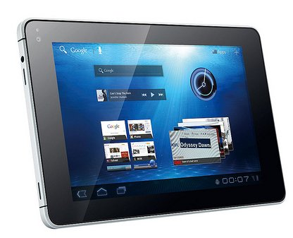 Samsung Galaxy Tab 10.1 – World's thinnest tablet [ad]