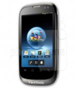 ViewSonic V350 is a 3G Dual-SIM Android phone with 3D interface