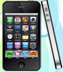 Maxfone ZT1 a dual SIM touchscreen phone is an iPhone ersatz, but there's more