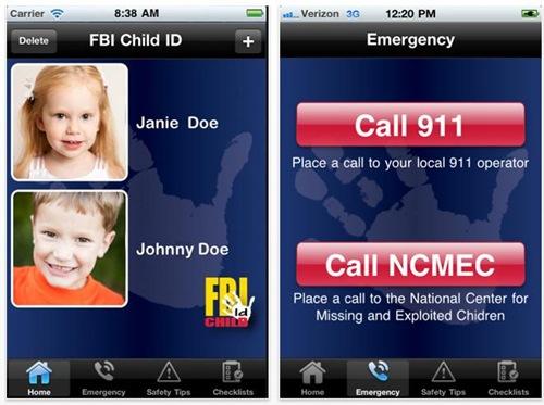 FBI-app