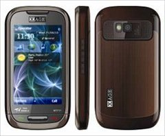 Sony Ericsson Txt Pro now in India for Rs. 7500. It's not Android powered