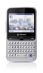 Vodafone brings Facebook phone to India for Rs. 4950