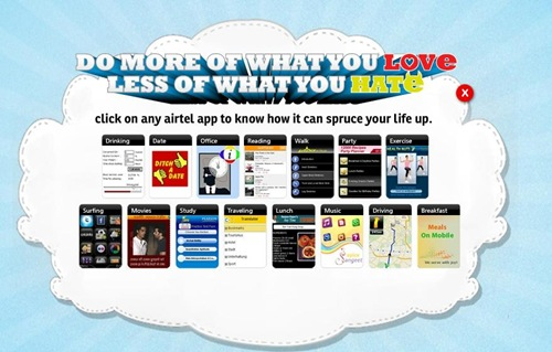 Top 19 apps on Airtel App Central – Entertainment rules