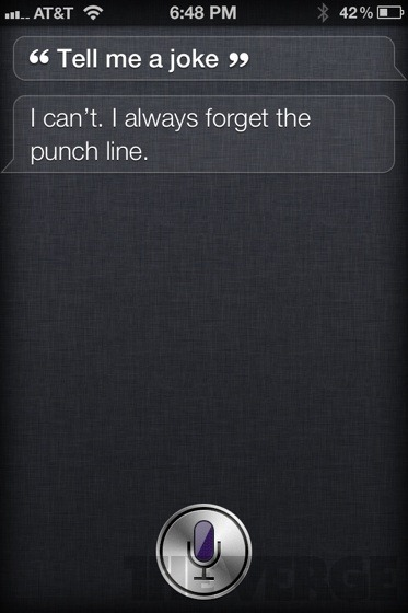 iPhone 4S Siri - Some fun and lot of intelligence!