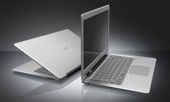 Acer Aspire S3 : World's thinnest Ultrabook is in India