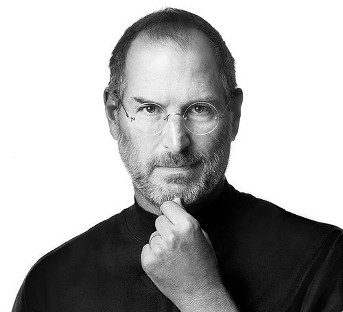 Steve Jobs is a visionary. Still not sure? Just ask Adobe