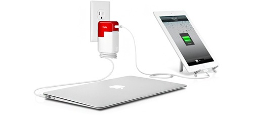 PlugBug helps you de-clutter your iDevice charging