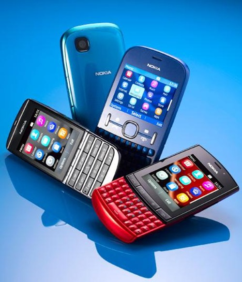 Nokia-Asha-group