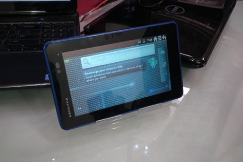 BSNL's Android tablet 'beats' Aakash tablet – In Hype