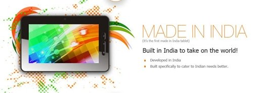 Micromax launches its tablet for Rs. 6499, calls it Funbook