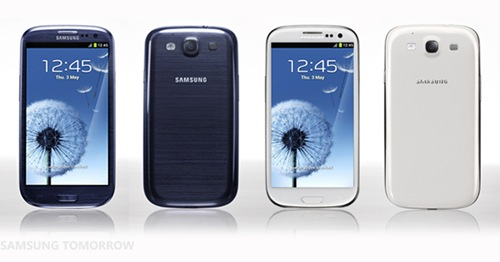 Samsung Galaxy S3 : Is this the one?