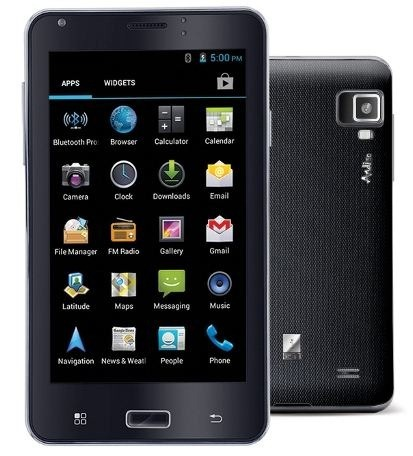 iBall Andi 5C - A Dual Sim 5-inch ICS Android Phone