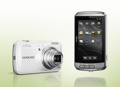 Nikon-Coolpix-800c-Andoid-camera