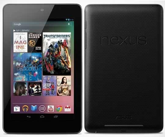 Nexus 7 Demand Exceeds Google's Expectations