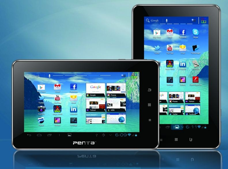 Pantel launches 2G enabled T-Pad WS703C Tablet for Rs. 7k!