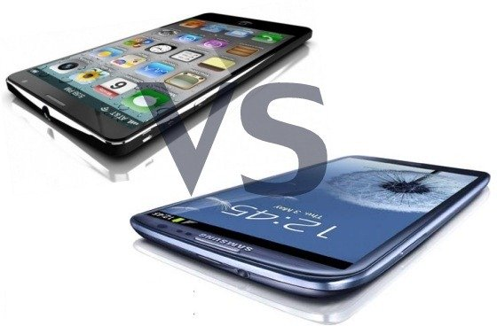 Samsung SIII vs iPhone 5: Which one to go for this festive season?