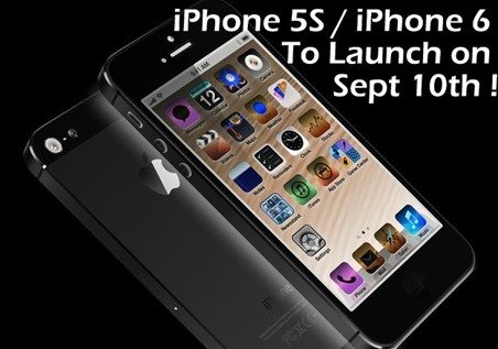 iPhone 5S Coming on Sept 10th, Low Cost iPhone Speculated