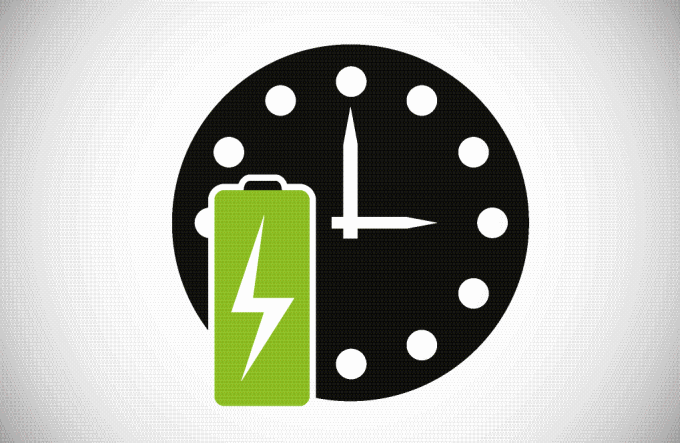 increase battery life of Android phone and tablet