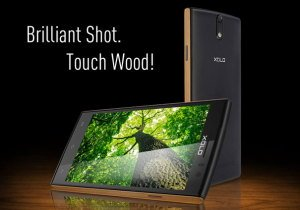 Xolo Q1020 With Wooden Finish Launched For Rs. 11,499