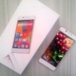 box pack - gionee elife s5.1 review