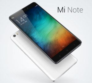 Xiaomi Mi Note & Note Pro Launched.