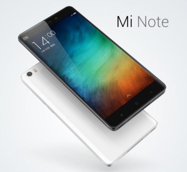 Xiaomi Mi Note main