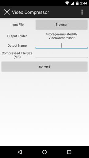 Video Compressor 1