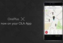 OnePlus X, Ola App,