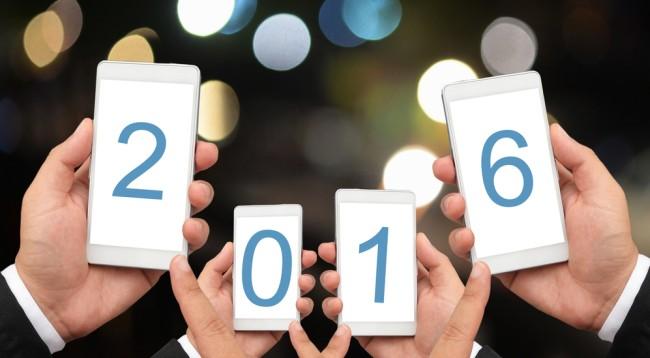 phones in 2016