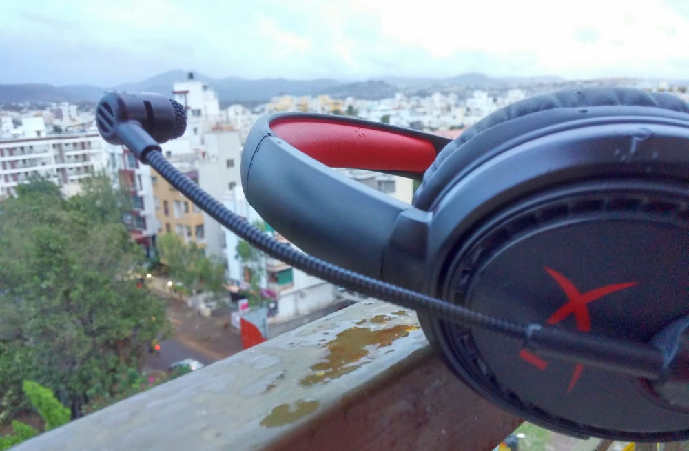 HyperX Cloud Drone Gaming Headset Review- Competitive Pricing & Good Quality