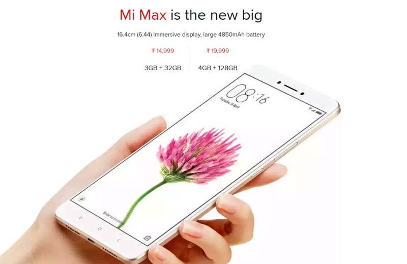 Xiaomi Mi Max Going On Its First Flash Sale Today @ 2PM. Should You Buy It?