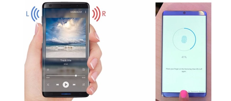 Top 10 Samsung Galaxy S8 Rumours: From Bezel-less Display and USB-c audio!