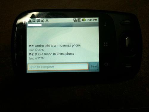 HTC Mozart in India [Analyzed]